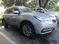 PREMIUM & KEY FEATURES ON THIS 2016 Acura MDX include,
