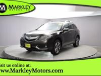 Allow us to introduce our Carfax One Owner 2016 Acura