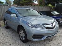 Options:  2016 Acura Rdx Base Awd. Why Pay More For