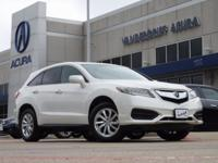 Recent Arrival! 2016 Acura RDX w/Technology Package