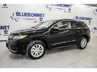 Purchase this crystal black pearl 2016 Acura RDX at a