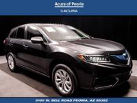 Just Reduced!  Certified. CARFAX One-Owner.  2016 Acura