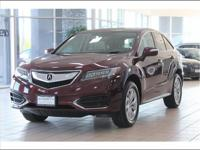 Options:  2016 Acura Rdx See More Of Our Inventory