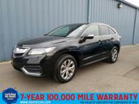 Looking for a clean, well-cared for 2016 Acura RDX?