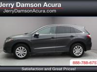 Jerry Damson Acura is honored to present a wonderful