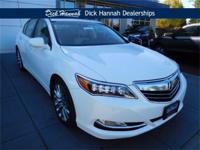 As the dynamic flagship for the Acura Division, the