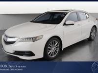 Recent Arrival! TLX 2.4L w/Technology Package, 8-Speed