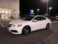 Come see this 2016 Acura TLX . Its Automatic