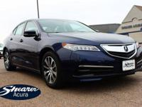 Introducing the 2016 Acura TLX! A great car and a great