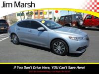 Introducing the 2016 Acura TLX! It just arrived on our