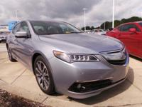 Look at this 2016 Acura TLX V6 Advance. Its Automatic