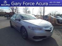 Simply sensational in Silver, our One Owner 2016 Acura