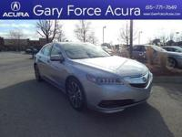 Reward yourself with our One Owner 2016 Acura Certified