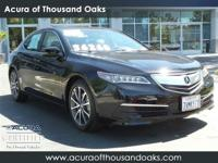 Options:  2016 Acura Tlx V6|Crystal Black Pearl/|V6 3.5