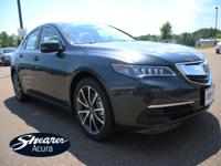 Introducing the 2016 Acura TLX! An all capable and