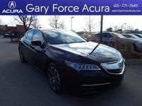 Embrace driving perfection in our One Owner 2016 Acura
