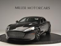 This is a Aston Martin, Rapide for sale by Miller