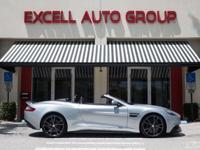 Introducing the 2016 Aston Martin Vanquish Volante
