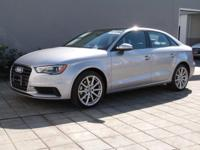 Audi Certified and aluminum Leather. Nicest one in