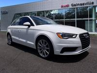 2016 Audi A3 CARFAX One-Owner. Clean CARFAX. Priced