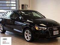 Take advantage of special financing rates through Audi
