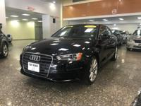 CARFAX One-Owner. Clean CARFAX. Chrome 2016 Audi A3