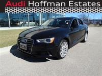 This Audi A3 has a strong Intercooled Turbo Premium