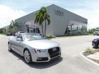 ***JUST ARRIVED***AUDI CERTIFIED***ONLY 8K PAMPERED