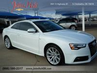 New Arrival! CarFax 1-Owner, This 2016 Audi A5 2.0T