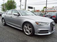 One-Owner. Clean CARFAX. Audi Advanced Key (Keyless