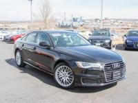 EPA 32 MPG Hwy/22 MPG City! CARFAX 1-Owner, Audi
