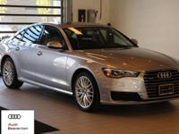 This 2016 Audi A6 2.0T Premium is proudly offered by