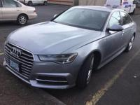 Check out this gently-used 2016 Audi A6 we recently got