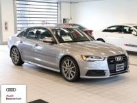 This outstanding example of a 2016 Audi A6 3.0L TDI