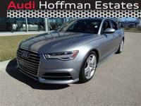This Audi A6 has a powerful Intercooled Supercharger