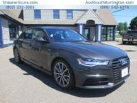 This 2016 Audi A6 3.0T Premium Plus will sell fast