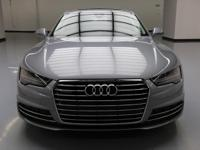 This awesome 2016 Audi A7 4x4 comes loaded with the