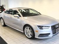 This outstanding example of a 2016 Audi A7 3.0 Prestige
