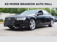 Looking for a clean, well-cared for 2016 Audi A8 L?