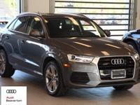 You can find this 2016 Audi Q3 Premium Plus at Audi