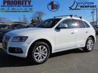 Purchase luxury for less with the used 2016 Audi Q5 in