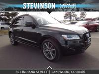 Stevinson Lexus is offfering this. 2016 Audi Q5 3.0T