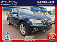 VERY NICE 2016 Audi Q5 Quattro Premium with 21,268