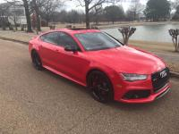 2016 Audi RS7 Prestige AWD. Comes in a gorgeous Misano
