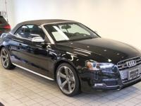 Looking for a clean, well-cared for 2016 Audi S5? This