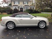 Bentley Continental GT Is finished in a very rare and