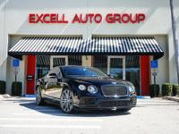 Introducing the 2016 Bentley Continental GT Speed with