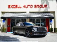 Introducing the 2016 Bentley Mulsanne Speed! Bentley's