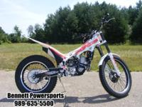For Sale 2016 Beta Evo 250 2 Stroke, Beta is the top