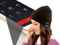 2016 New Bluetooth Music Hat Soft Warm Beanie Cap Toque